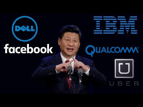 "China Tells US Tech Companies to ""Cooperate""  