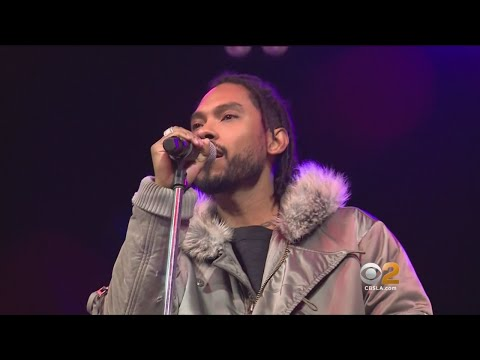 R&B Singer Miguel Plays High Desert Concert For Detained Immigrant Cause