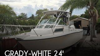[UNAVAILABLE] Used 1990 Grady-White 240 Offshore in Miami, Florida
