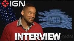 Men in Black 3 - Cast Interview