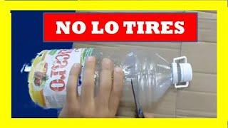 5 Trucos con Botellas de Plástico o Life Hacks - DIY thumbnail