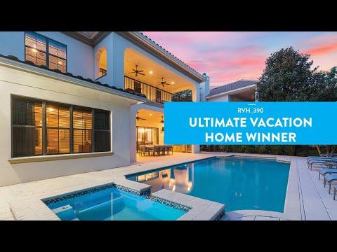 9 Bed Luxury Reunion Resort Villa with Kids' Bedrooms