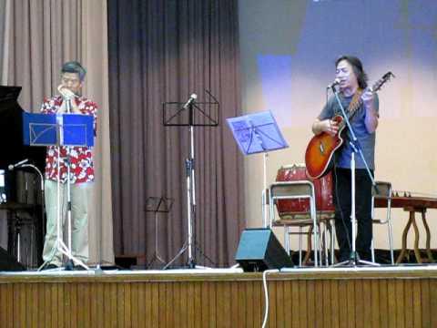 8.1 重返校園音樂會 ~  Mr. ManWah Leung & Mr. Jacky Li: Evergreen Tree ~