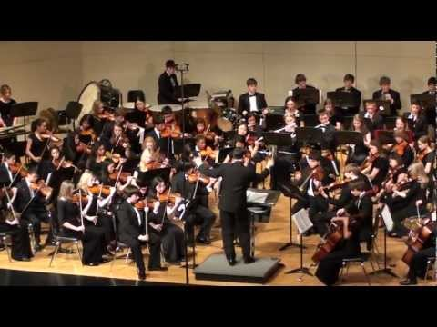A Tribute to Henry Mancini (SC All-State Orchestra)