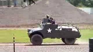 Morris Light Reconnaissance Car Mk I