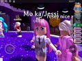 Dressing up as Moka in Royale High! Sorry if it is short!