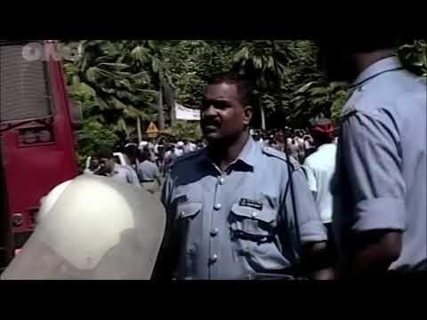 Fiji Coup: Friday may 19th, 2000.