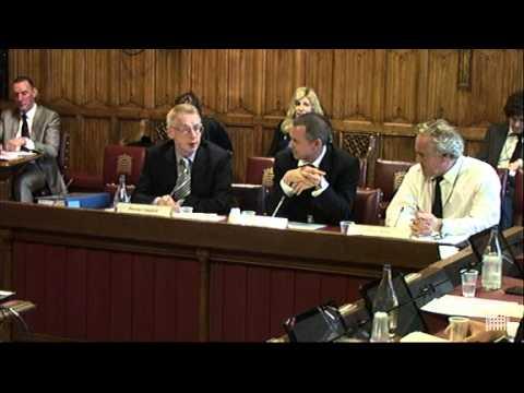 UK draft Communications Data Bill Evidence session: Tuesday 23 October 2012,