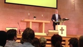 Ulf Ekmans predikan