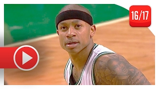 Isaiah Thomas Full Highlights vs Clippers (2017.02.05) - 28 Pts, 8 Ast, FOCUS!