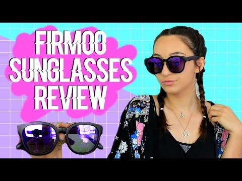Firmoo Sunglasses Review + FREE Pair of Glasses!!