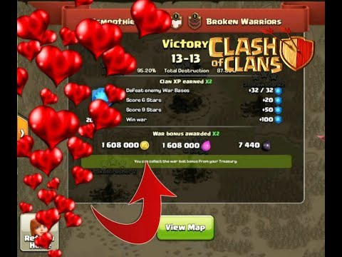 Valentine's Day Special!!! Clash Of Clans