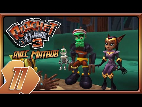 Ratchet & Clank 3  [#11] - LES PLANS DU DR. NEFARIOUS