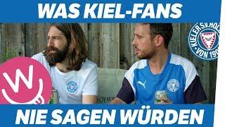 Was Fans nie sagen würden: Kiel
