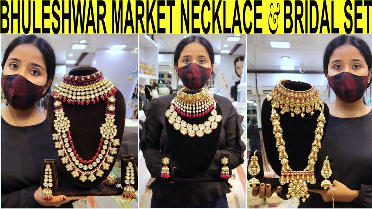Bhuleshwar Market- Biggest jewellery market For Festive Season  Biggest Jewellery Market In Mumbai