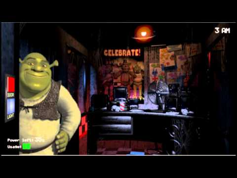 Five Nights At Shrek's (The Living Tombstone & Smash Mouth Mashup)