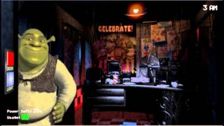 Five Nights At Shrek