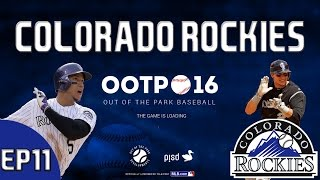 Out of the Park Baseball (OOTP) 16: Colorado Rockies - Reset Button [EP11]