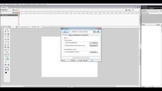 Macromedia Flash Professional 8 Видеоурок №1
