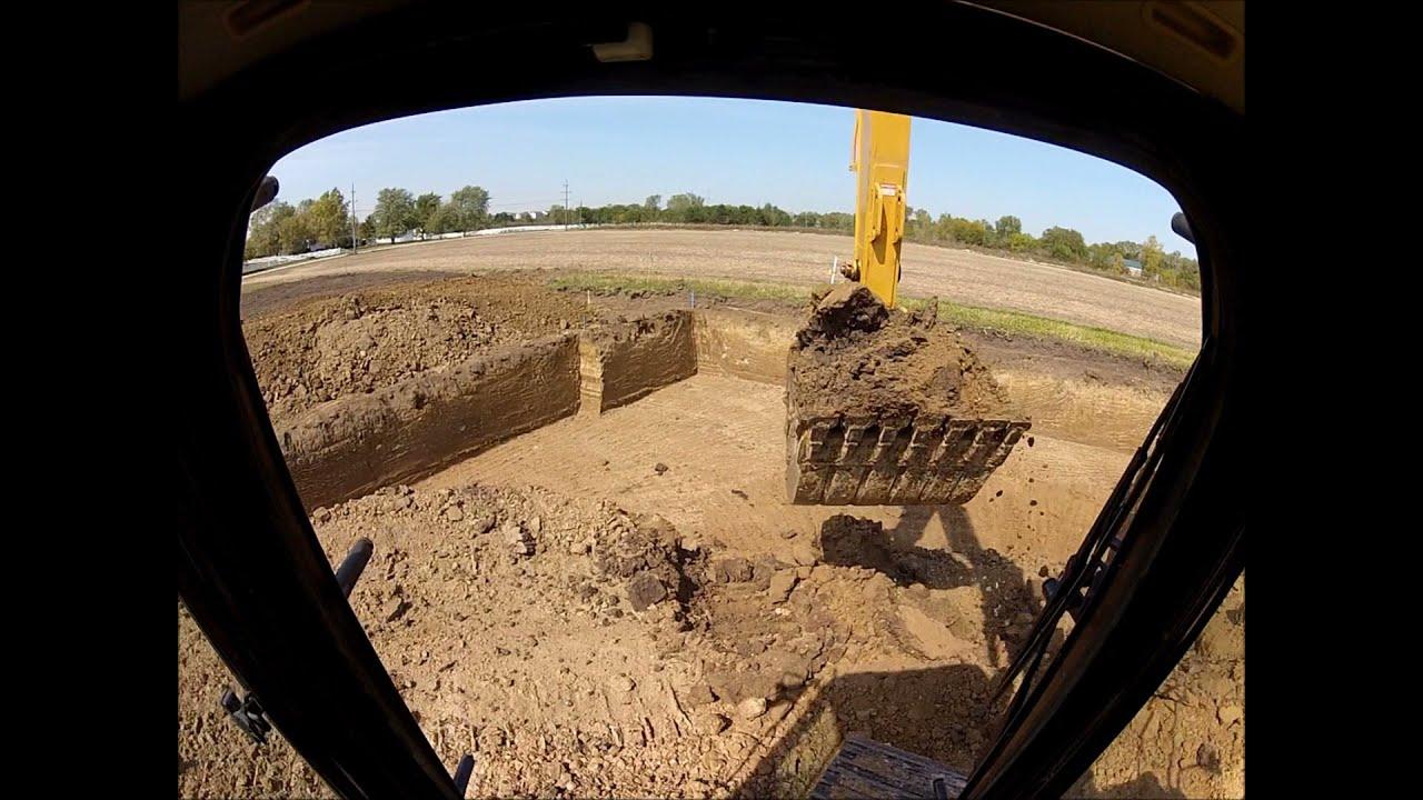 Basement Excavation YouTube - Digging basement cost