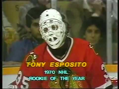 Blackhawks vs Leafs (18 Goals Scored) - Oct.15,1983