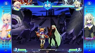 Arcana Heart 3 L.M.S.S - Play through
