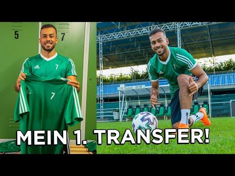 Mein erster Transfer in die Schweizer 1. Liga Classic