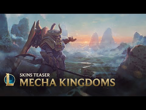 Higher | Mecha Kingdoms Skins Teaser - League of Legends