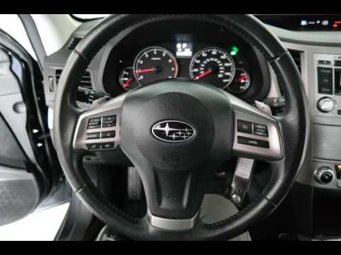 2013 Graphite Gray Metallic Subaru Outback 4d Sport Utility 5686a