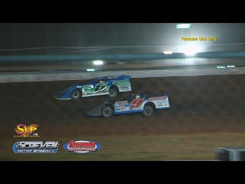 Fastrak $3,000 @ Screven Motor Speedway 11 18 17