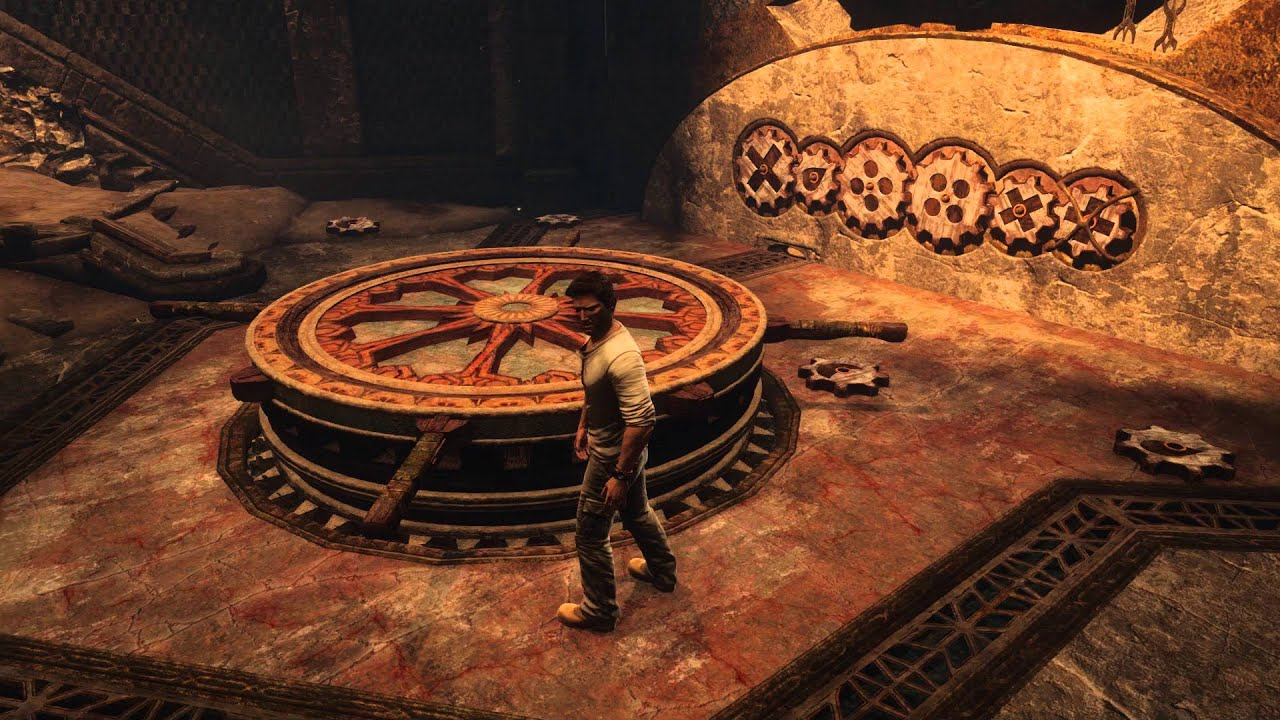 Uncharted 3 Remastered All Puzzle Solutions By Factor747