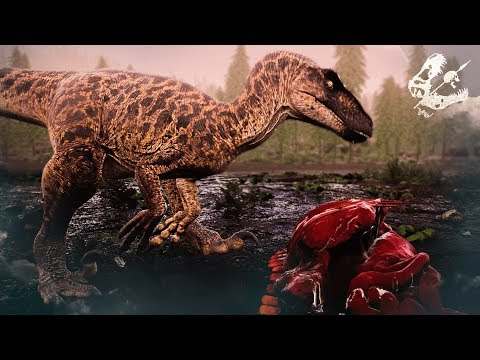 The Isle - UTAHRAPTOR GETS HUGE UPDATE, SIZE & STAT CHANGES & BABY CHANGES - Dev Branch Gameplay