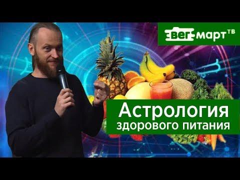 Астрология здорового питания. Как пища влияет на сознание человека? Ведический астролог Олег Антонов