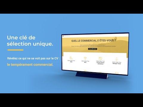 POP - La plateforme pour recruter vos commerciaux