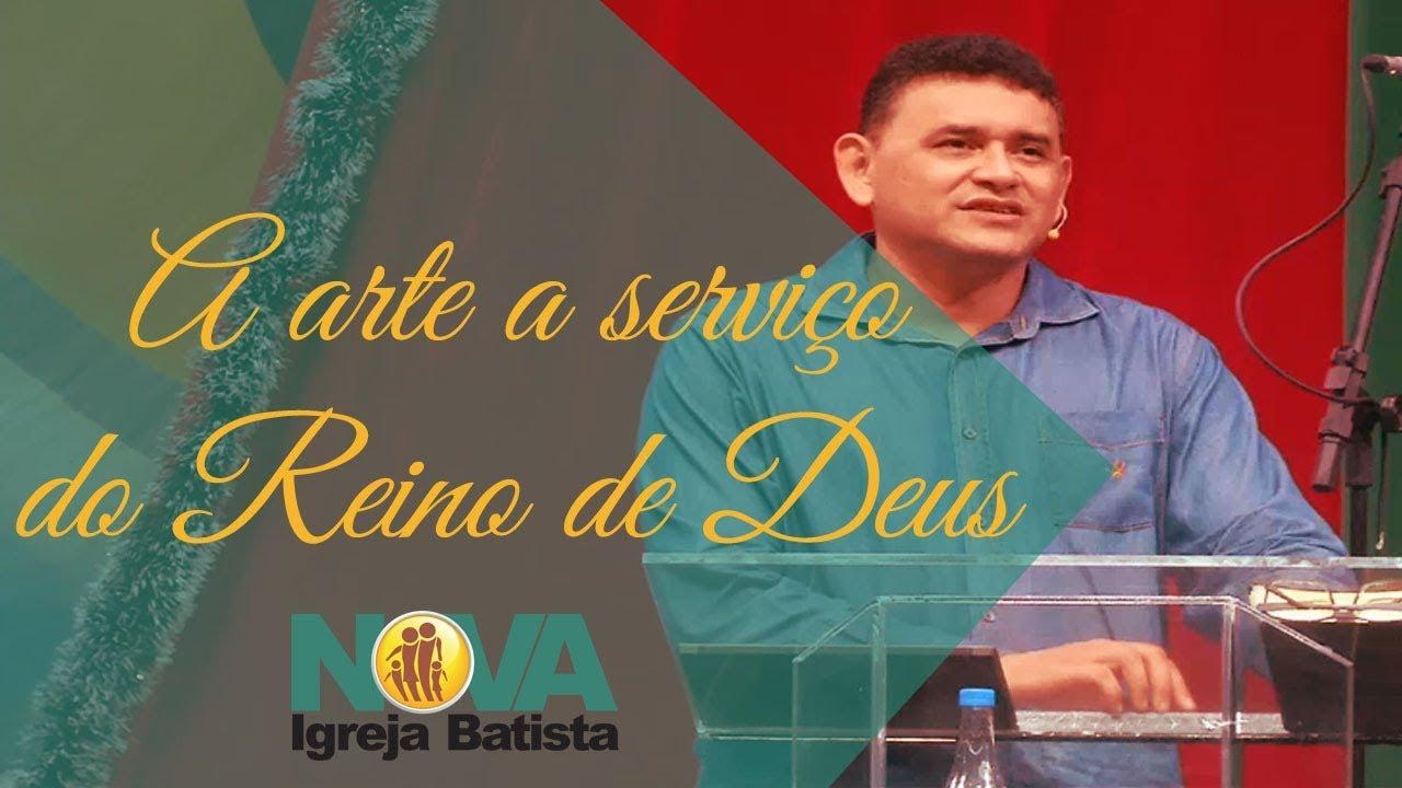 EVANGELISMO NIB - A ARTE A SERVIÇO DO REINO