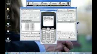 Uso de nuestro software para mensajes de texto masivos sms