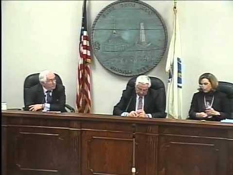 2014-12-10 Hingham Town Administrator By Law Committee