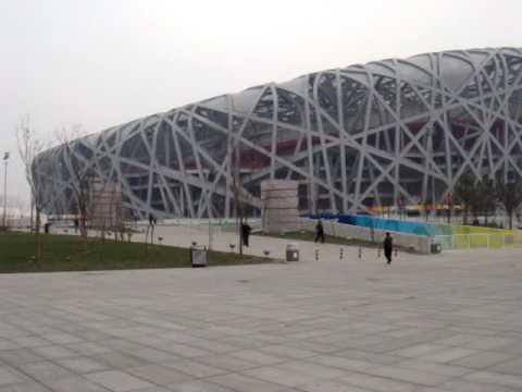 Olympic Green, Beijing, China