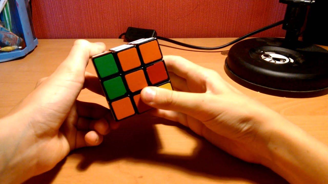 кубик рубика 2х2 простая схема сборки