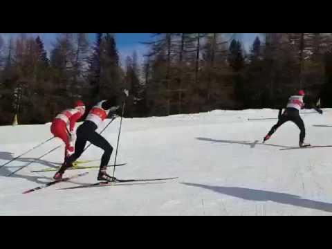 Course U16 et Juniors à Prémanon (11 décembre 2016)
