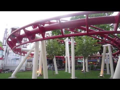 Gröna Lund, amusement park in Stockholm