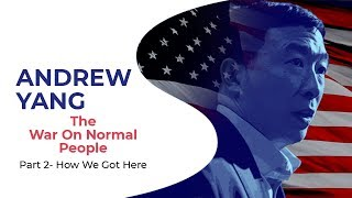 02 Andrew Yang The War On Normal People Audiobook