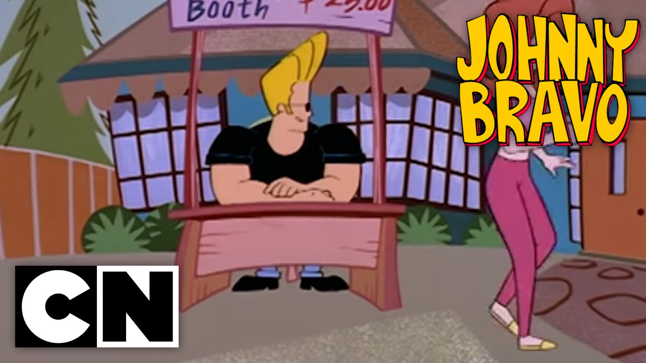 Johnny Bravo - The Perfect Gift - YouTube