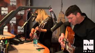 """American Young - """"Love is War"""" LIVE from NASH FM 94.7"""