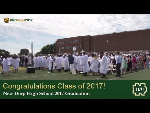 2017 New Dorp High School Graduation