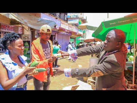 Download Cucumber na mafuta ya ngombe yaletea balaa Fikita kwa soko