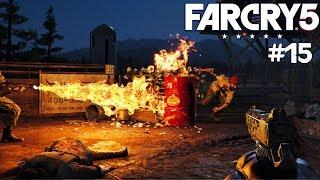 FAR CRY 5 : #015 - Burn Baby Burn - Let's Play Far Cry 5 Deutsch / German