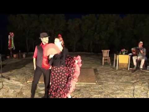 Un Viaje en el Mundo del Flamenco