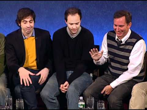 Jimmy Fallon's Writers  Wayne Federman on Writing Jimmy's Monologue Paley Center, 2009