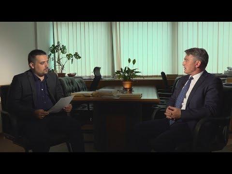 Željko Komšić o istjerivanju UZP-a, Dodiku i Čoviću, građanskoj BIH i ujedinjenoj ljevici